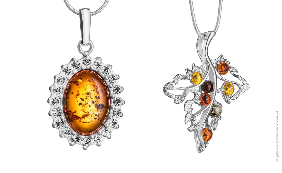 bursztyn biżuteria