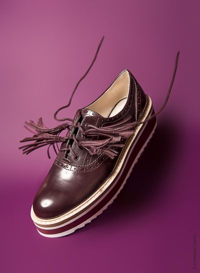 zdjęcia reklamowe butów